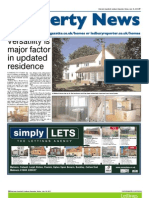 Malvern Property News 15/07/2011