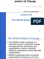 04 Mgt of Change-The Adkar Model 04