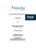 Data Center Outsourcing Services Audit Checklist