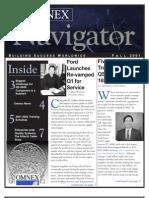 Fall 2001 Navigator