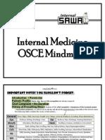 Internal Medicine OSCE Mindmaps