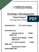 Pest Analysis England1