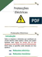 AT I - sistemas de protecção