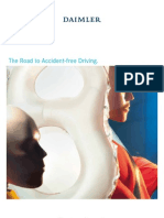 Daimler the Road to Accident Free Driving
