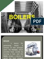 Equipment Design - BOILERS