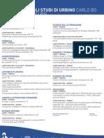 Manifesto Offerta Formativa 2011 2012