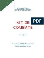 Kit De Combate Por Ahmed Hussein Deedat