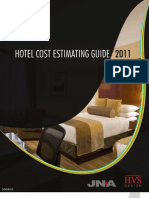 2011 Hotel Cost Estimating Guide
