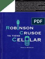 Winocur, Rosalia - Robinson Crusoe Ya Tiene Celular