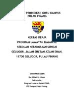 Kertas Kerja Jabatan Belia Dan Sukan 2010
