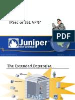 Ipsec or Ssl VPN