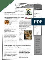 Sports Trainer News Vol 1 Iss 2
