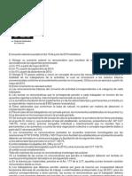 Acuerdo Empleados de Comercio 2010
