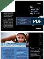 SAP Bootcamp Recruitment