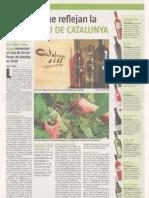Monográfico especial de La Vanguardia 15/07/2011