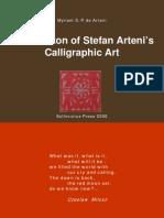 TheHorizonOfStefanArteni'sCalligraphicArt_Essay