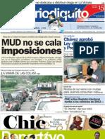 Edición Aragua 15/07/2011