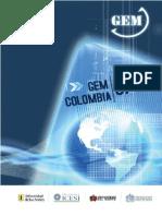 Informe GEM Colombia 2007-2008