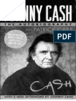 Cash the Autobiography - Johnny Cash