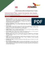 Ambev Financials 5.11