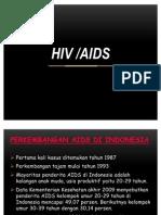 HIV Presentasi Sabtu