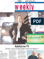 TV Weekly - July 17, 2011