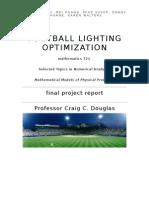 Lighting Report