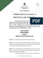 CODIGO DE FALTAS