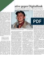 110609 Landauer Neue Presse Zu Vortrag