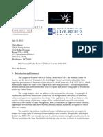 Florida HB 1355 | Sec. 5 Comment Letter