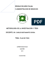 Plan de Tesis 2 Monografia Final