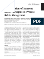 Amyotte Inherent Safety