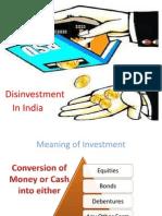 Disinvestment PPT