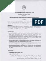 Penjualan Paket Zahra, Hasanah, Dan Kemitaraan PT MPM