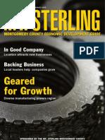 Mt. Sterling Montgomery County Economic Development Guide 2011