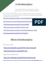 Efecto Estroboscópico