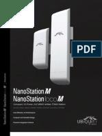 Datasheet Nano Ubnt