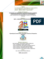 "Proyecto FATLA Modulo 5 Capacitación, Grupo ""L"" Beta-Asesores Tecnopedagógicos"