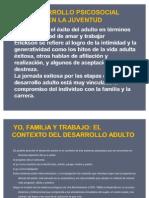 Desarrollo Psicosocial en La Juventud