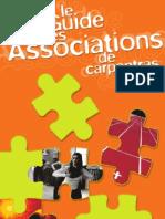 Guide Des Associations de Carpentras