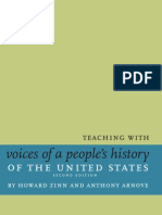 Howard Zinn - Teaching with Voices of a People's History - EXCERPT