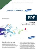 Samsung GT-S3350 Manual