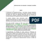 referencial de competências-chave de educação e formação de adultos (nível básico)