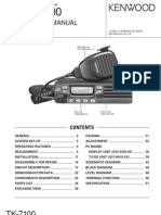 TK-7100 Service Manual