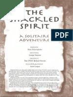 21567840 WEG 36008 Hercules Xena RPG Box Set Adventure I the Shackled Spirit