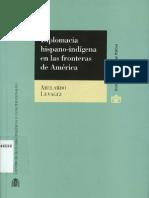 levaggi - 2002 - diplomacia hispano-indígena en las fronteras de américa