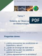 Observaciones Meteorologicas