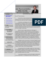 18th District e-Newsletter - July 2011