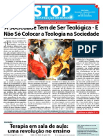 Jornal Stop a Destruição do Mundo Ano III Nº 48