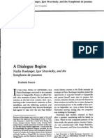 Boulanger Women and Music Gender Journal